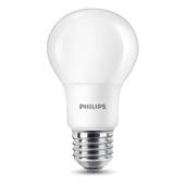 Philips LED peer E27 60W 6 stuks mat niet dimbaar