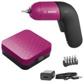 Visseuse sans fil Bosch IXO 6 Color avec jeu de 10 embouts