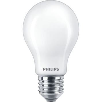 Philips LED classic peerlamp E27 2-pack 8,5 W = 75 W warm wit mat