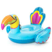 Bouée gonflable chevauchable - forme toucan Bestway