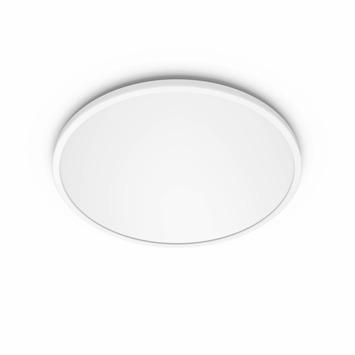 Philips SceneSwitch MyLiving LED plafondlamp Superslim 18W dimbaar koud wit