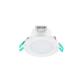 Spot encastrable Sylvania Start LED intégrée blanc chaud