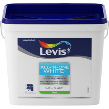 LEVIS WHITE+ ALL-IN-ONE 5L