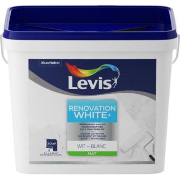 LEVIS WHITE+ RENOVATION 5L
