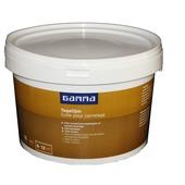 Colle en pâte GAMMA 12 kg blanc
