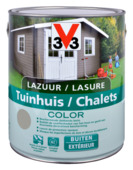 Lasure chalets color V33 satin moonstone 2,5 L