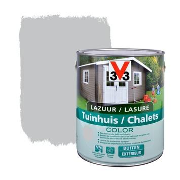 V33 beits tuinhuis color zijdeglans pure everest 2,5 L