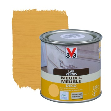 V33 meubelvernis deco mat licht eik 250 ml