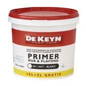 Couche de fond pour mur et plafond De Keyn blanc 10+2 L