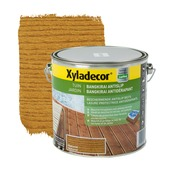 Xyladecor Bangkirai anti slip terras naturel 2,5 L