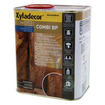 Xyladecor Combi houtbehandeling kleurloos 750 ml