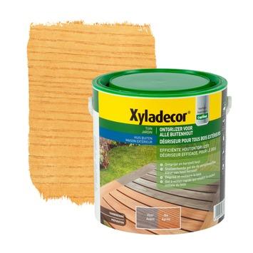 Xyladecor Ontgrijzer buitenhout kleurloos 2,5 L