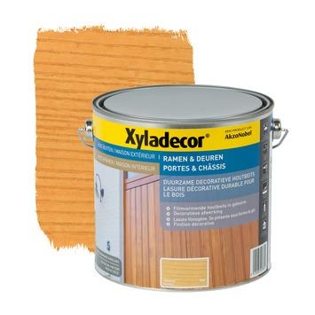 Xyladecor Ramen & Deuren beits kleurloos 2,5 L