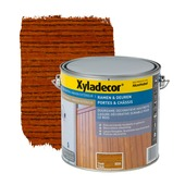 Xyladecor Ramen & Deuren beits teak 2,5 L