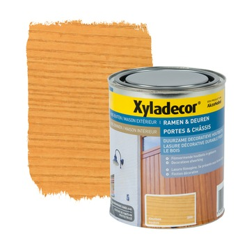 Xyladecor Ramen & Deuren beits kleurloos 750 ml