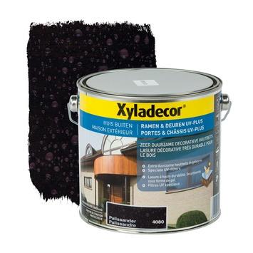 Lasure portes & châssis UV-plus Xyladecor palissandre 2,5 L