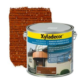 Xyladecor Ramen & Deuren UV-plus beits teak 2,5 L