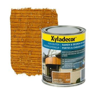 Xyladecor Ramen & Deuren UV-plus beits lichte eik 750 ml