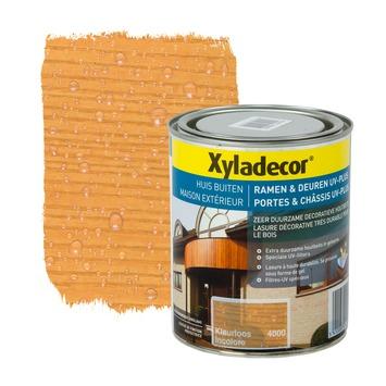 Xyladecor Ramen & Deuren UV-plus beits kleurloos 750 ml