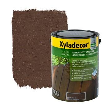 Xyladecor beits tuinhout waterproof rustieke eik 5 L