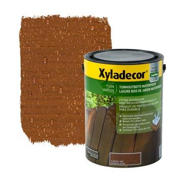 Lasure bois de jardin waterproof Xyladecor chêne clair 5 L