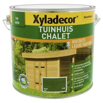 Xyladecor tuinhuisbeits groen 2,5 L