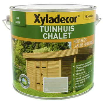 Xyladecor tuinhuisbeits berk 2,5 L
