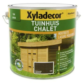 Lasure pour chalet Xyladecor palissandre 2,5 L