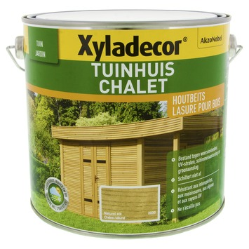 Xyladecor tuinhuisbeits naturel eik 2,5 L