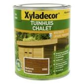 Lasure pour chalet Xyladecor acajou 750 ml