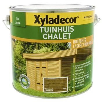 Xyladecor tuinhuisbeits donkere eik 2,5 L