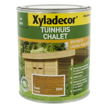 Xyladecor tuinhuisbeits teak 750 ml
