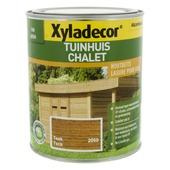 Lasure pour chalet Xyladecor teck 750 ml