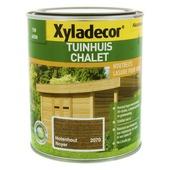 Lasure pour chalet Xyladecor noyer 750 ml