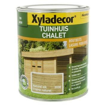 Xyladecor tuinhuisbeits naturel eik 750 ml