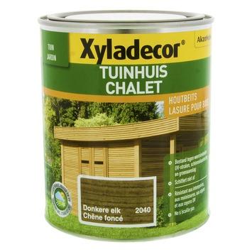 Xyladecor tuinhuisbeits donkere eik 750 ml
