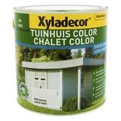 Xyladecor Tuinhuis kleur witte jasmijn 2,5 L