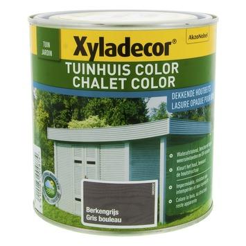 Xyladecor Tuinhuis kleur berkengrijs 1 L