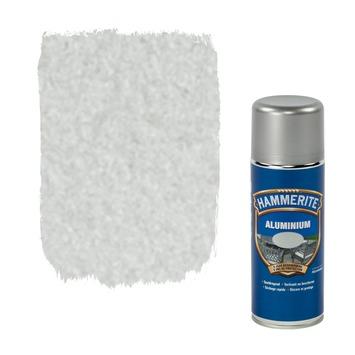 Hammerite metaallak hoogglans aluminium 400 ml
