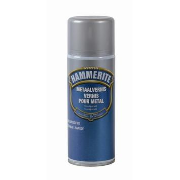 Hammerite metaalvernis kleurloos 400 ml