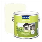 GAMMA beits tuinhuis kleur zijdeglans zijdewit 2,5 L