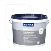 Couche de fond pour mur et plafond GAMMA blanc 10 L