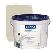 Peinture murale GAMMA mat beige 10 L