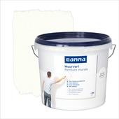 GAMMA muurverf mat gebroken wit 5 L