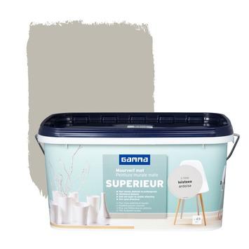 GAMMA Superieur muurverf extra mat leisteen 5 L