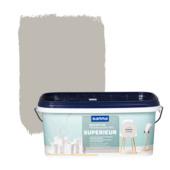 GAMMA Superieur muurverf mat leisteen 2,5 L