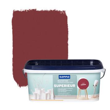 GAMMA Superieur muurverf mat romance 2,5 L