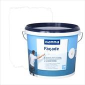 GAMMA façadeverf mat wit 5 L