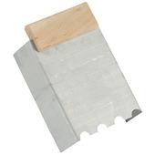 Taloche dentée GAMMA pour béton cellulaire 10 cm