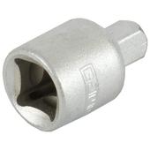 Adaptateur GAMMA 3/8 x 1/4 (10 x 6,3 mm)